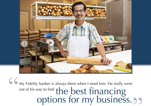 Fidelity Homestead Savings Bank