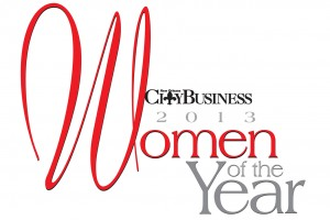 Fabre Smith Honored As CityBusiness 2013 Woman Of The Year.